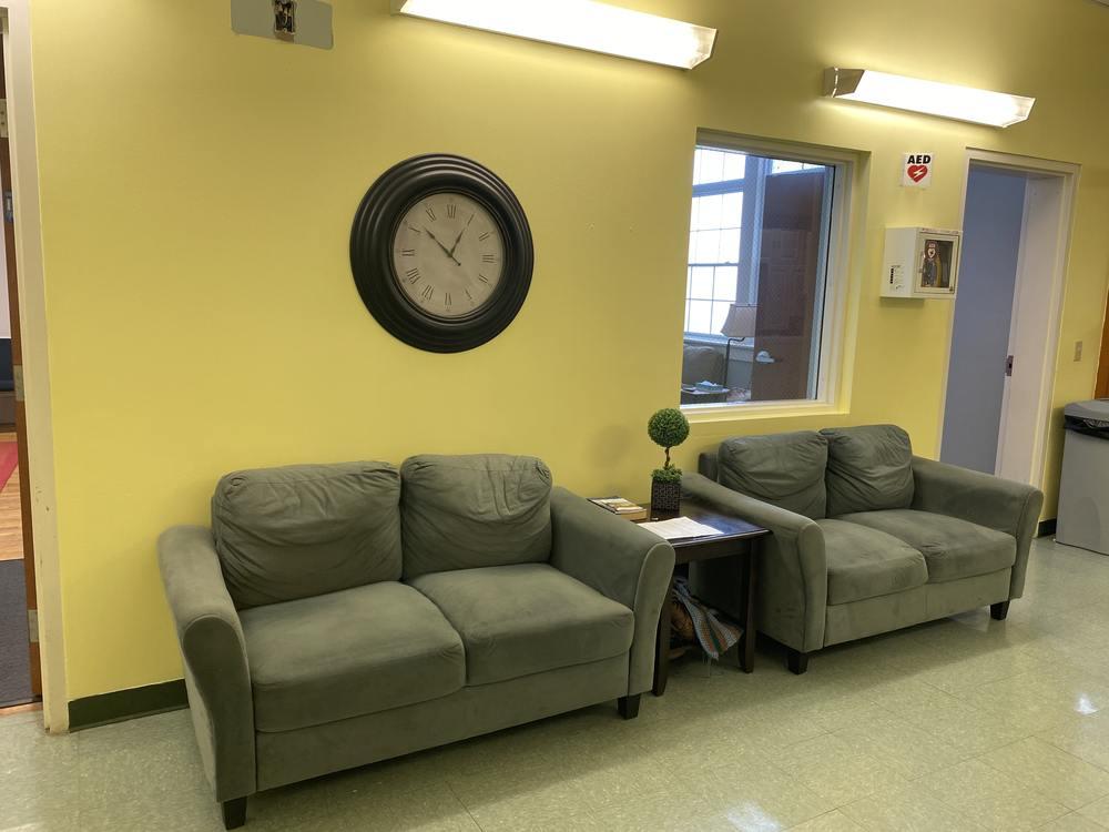 Snyder Hall Lounge