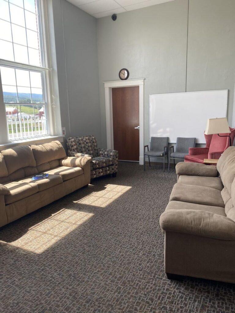 Snyder lounge